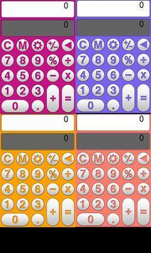 Colorful calculator screenshot 12