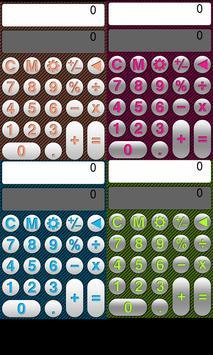 Colorful calculator screenshot 13