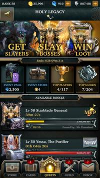Legendary : Game of Heroes apk screenshot