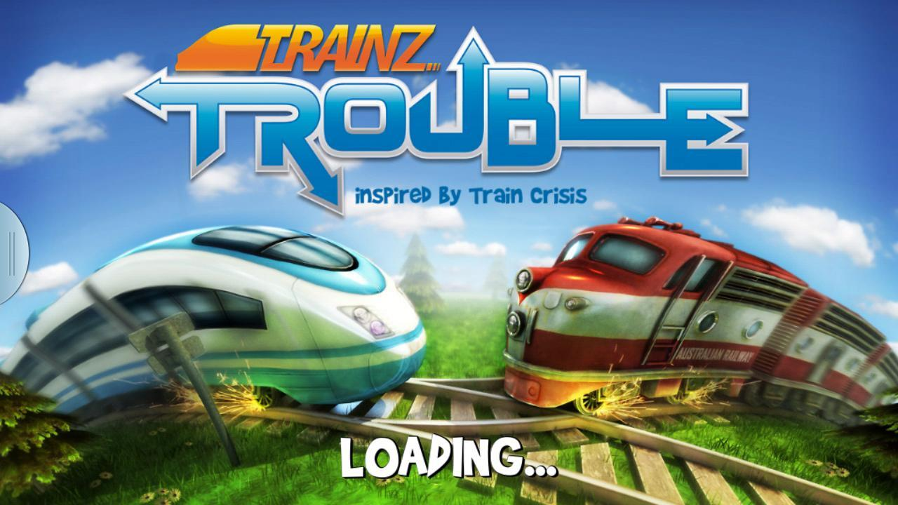 Trainz Trouble for Android - APK Download