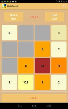 2048 Speed apk screenshot