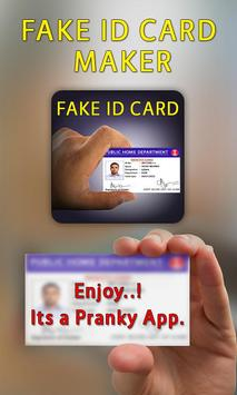 Fake Id Card Maker Prank APK App - Free Download for Android