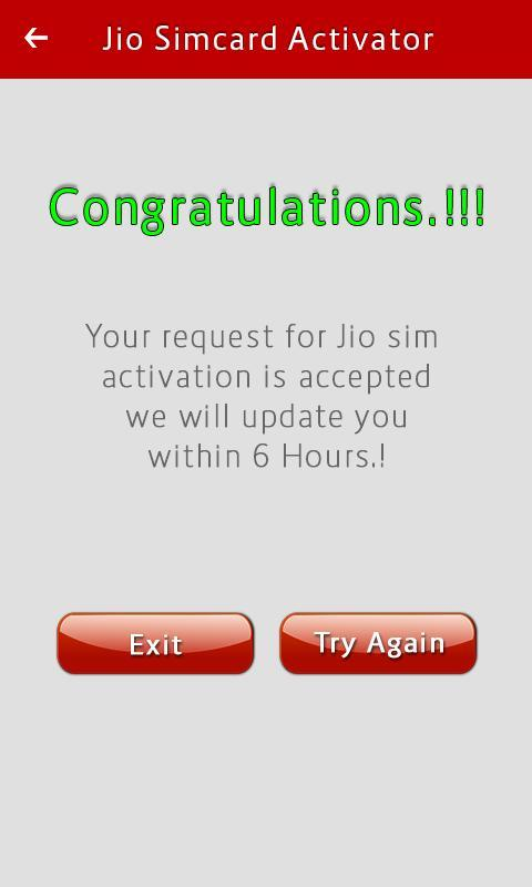 Activate Jio Sim Prank for Android - APK Download