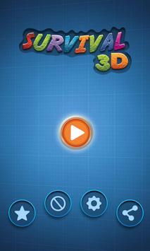 Survival 3D apk screenshot