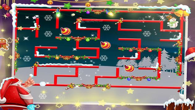 Christmas Maze Adventure for kids screenshot 10