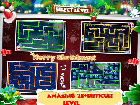 Christmas Maze Adventure for kids screenshot 5