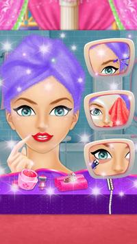 Girl Spa Salon Makeup dressup screenshot 11