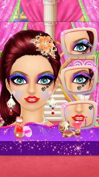 Girl Spa Salon Makeup dressup screenshot 13