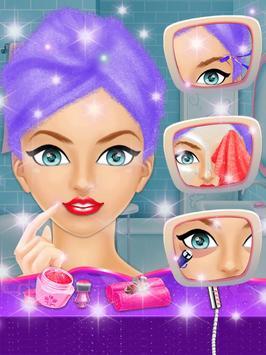 Girl Spa Salon Makeup dressup screenshot 1