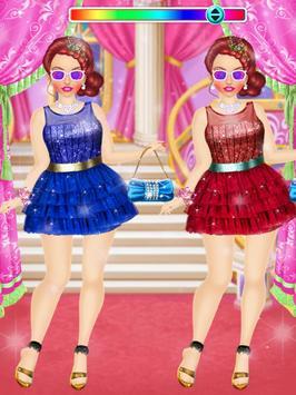 Girl Spa Salon Makeup dressup screenshot 2