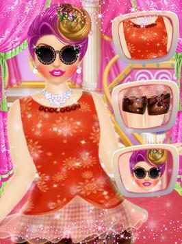 Girl Spa Salon Makeup dressup screenshot 4