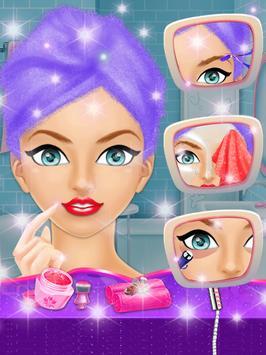 Girl Spa Salon Makeup dressup screenshot 5