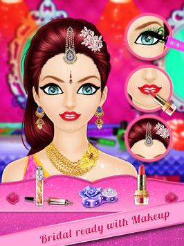 ... indian wedding makeup and dressup apk screenshot indian wedding makeup and dressup apk free role · wedding dresses games ...