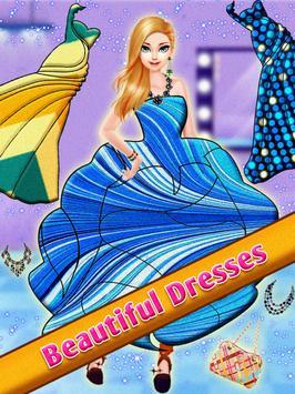 Stylish Fashion Designer : Girls Game screenshot 5