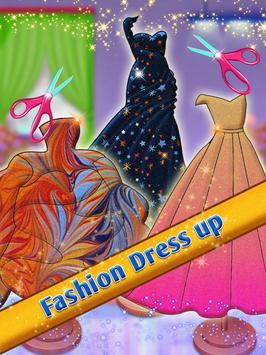 Stylish Fashion Designer : Girls Game screenshot 3