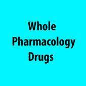 Whole Pharmacology Drugs icon