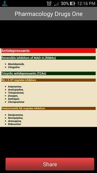 Whole Pharmacology Drugs screenshot 3