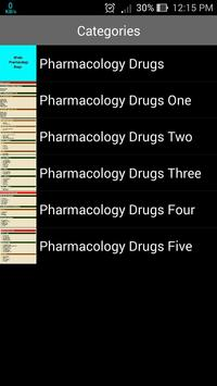 Whole Pharmacology Drugs screenshot 2