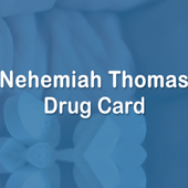 Thomas Drug Card icon