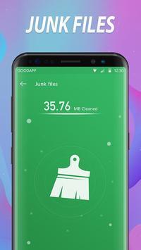 Olive Cleaner screenshot 1