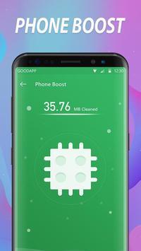Olive Cleaner screenshot 3