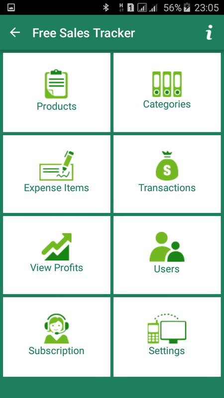 free sales tracker apk download free business app for android
