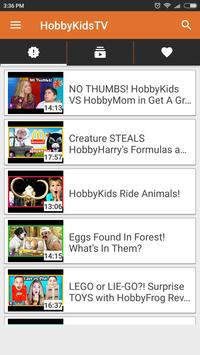 HobbyKidsTV screenshot 1