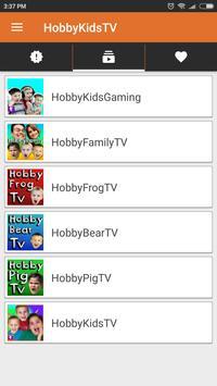 HobbyKidsTV screenshot 2