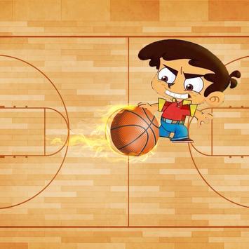 حميدو يلعب كرة السلة screenshot 2