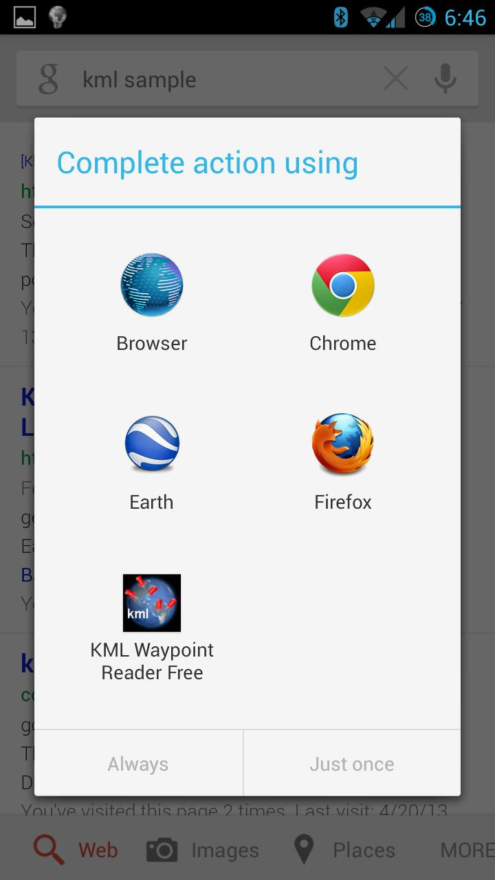 KML/KMZ Waypoint Reader Free for Android - APK Download