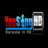 YouSingHD icon