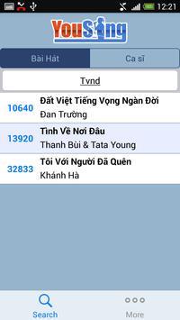 YouSingHD screenshot 1