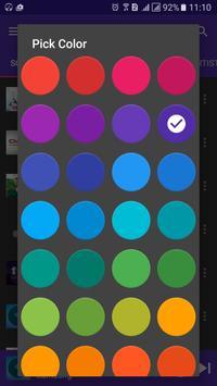 Nice Playlist: Manage, Sort, Edit playlist screenshot 4