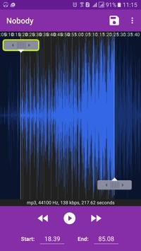Nice Playlist: Manage, Sort, Edit playlist screenshot 5