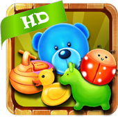 Candy HD icon