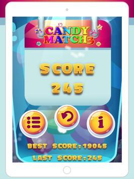 Match 3 Candy Puzzle Games screenshot 11