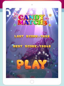 Match 3 Candy Puzzle Games screenshot 8
