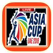 ASIA CUP UAE 2018 icon