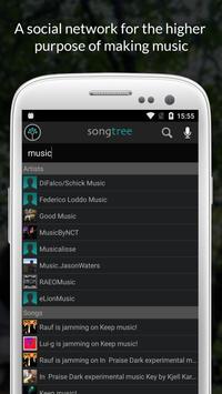 Songtree screenshot 4