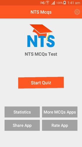 NTS MCQs: Test Preparation 2019 for Android - APK Download
