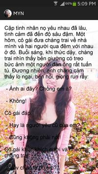 Truyen Cuoi Hay apk screenshot