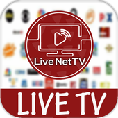 Live NetTV Streaming Free Pro Guide आइकन