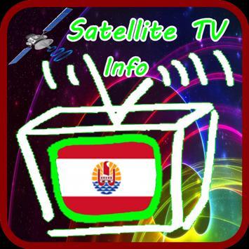 Frenchpolynesia Satellite Info poster
