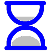Timer for android wear icon