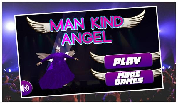 Mankind Angel Taher Sim 3d 17 poster
