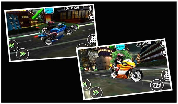City Heavy Bike Parking Sim 3d apk screenshot