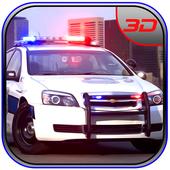 Crazy Police Prisoner Car 3D icon