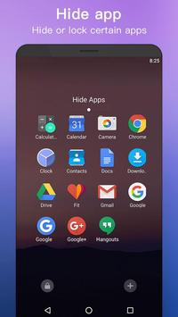 New Launcher 2018 themes, icon packs, wallpapers apk screenshot