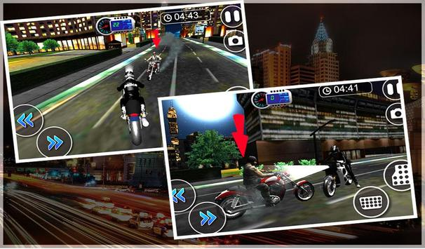 Police Bike Prisoner Chase Sim apk screenshot