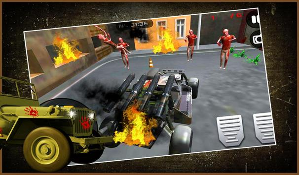 Zombie Killer Simulator 3D screenshot 3